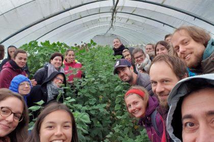 Office team IFOAM Organics Europe