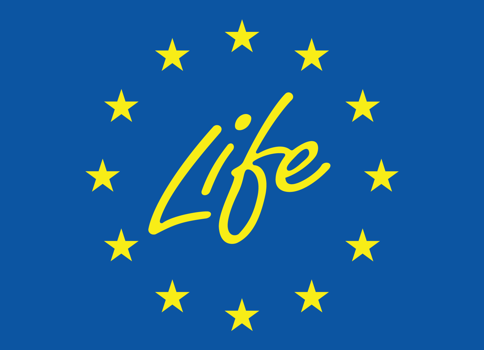 life logo eu european union
