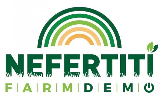knowledge for organic nefertiti project logo