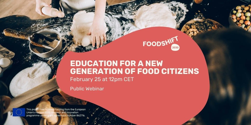foodshift2030 webinar education food citizens