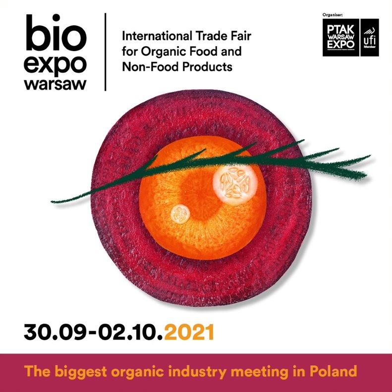 BIOEXPO Warsaw international trade fair organic products